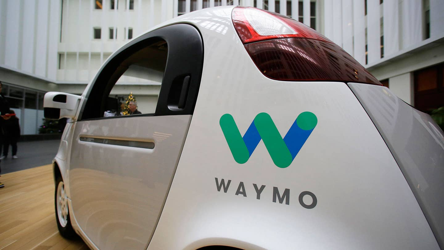 Waymo Self driving